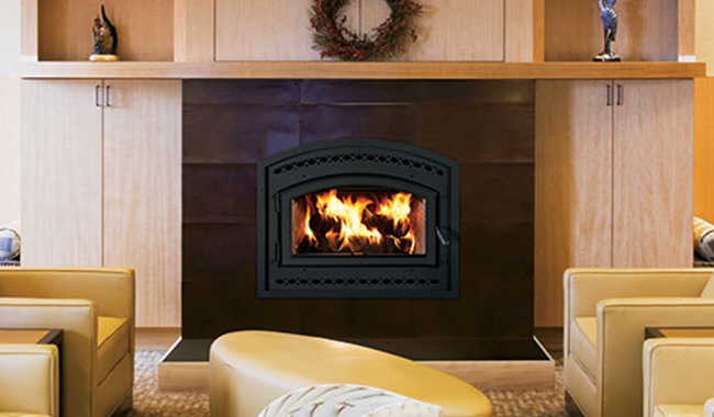 Indoor EPA Phase II Wood Burning Fireplace :: AF Distributors