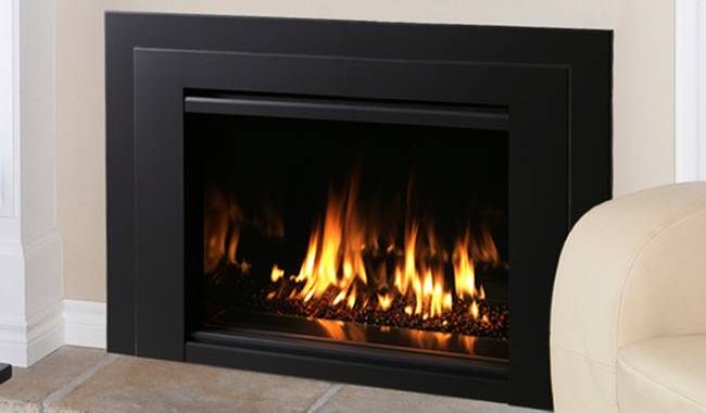 indoor gas fireplace direct vent insert contemporary